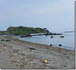 有珠アルトリ岬海岸