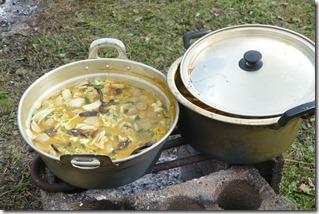 豊浦 伊藤さんの里山 鍋