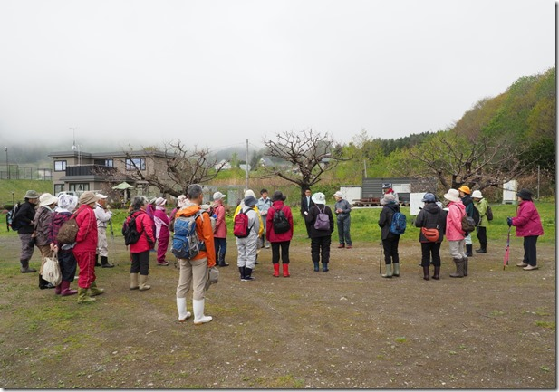 月浦森林自然公園観察会参加者0512_1