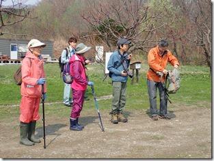 月浦森林自然公園 森ネット講師陣